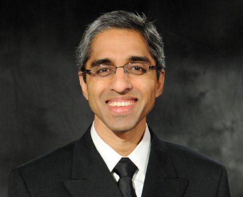 Vivek Murthy portrait