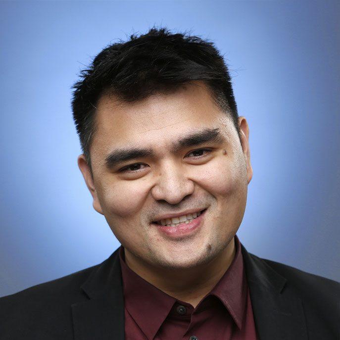 Jose Vargas portrait