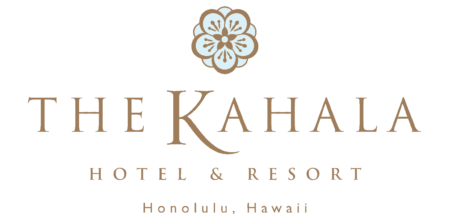 kahala resort hotel logo graphic