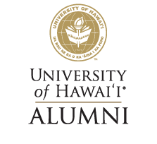 university of hawaii alumni logo graphic