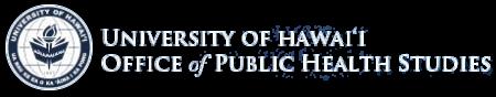 Office of Public Health Studies Logo