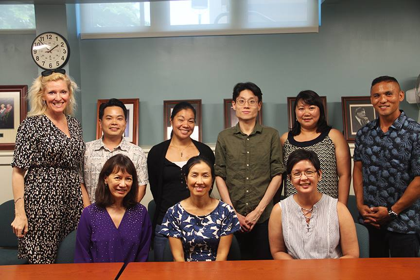 2018 PhD New Student Orientation