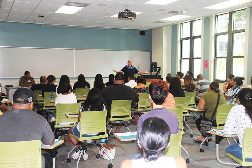 2018 BSW New Student Orientation