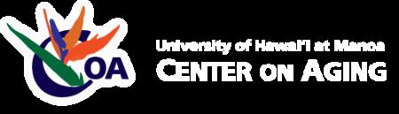 Center on Aging Logo