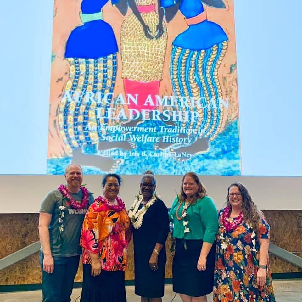 NASW Hawai`i Chapter: Dr Iris Carlton-LaNey Presentation