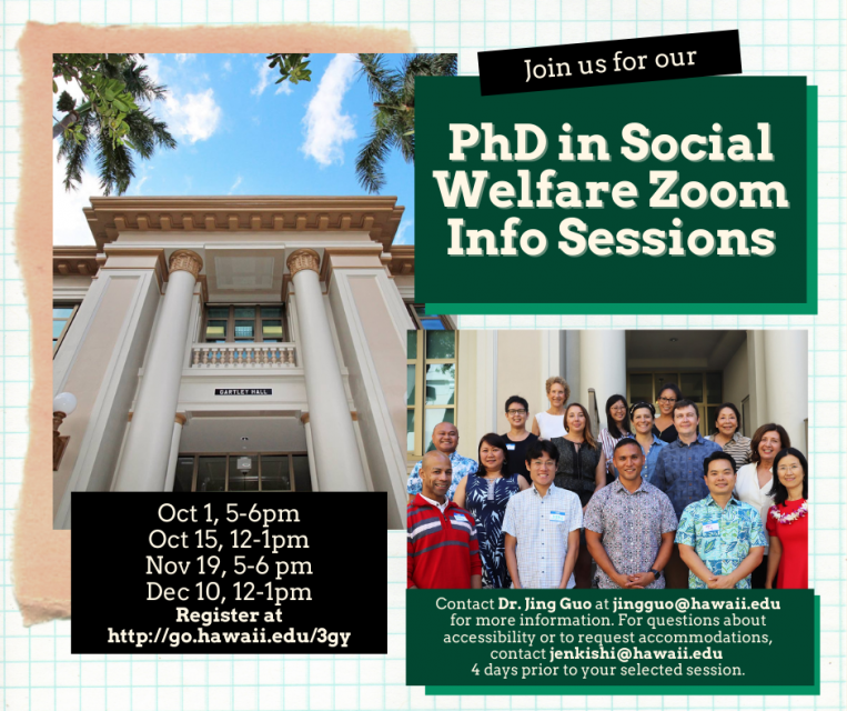 PhD Zoom Info Session Flyer