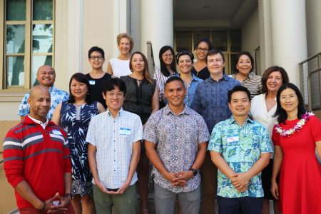 Phd students and graduate faculty