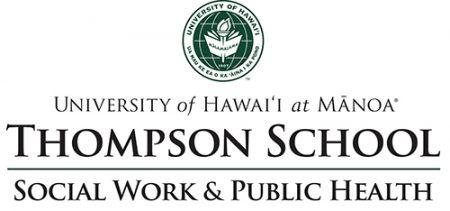 Thompson School of Social Work & Public Health Logo
