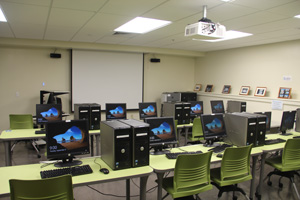 Computer Lab - Gartley Hall Rm. 002