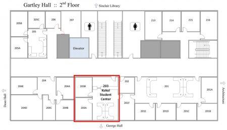 Gartley Hall - Kukui Student Center