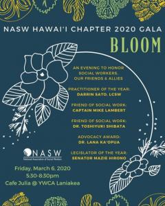 NASW 2020 Gala