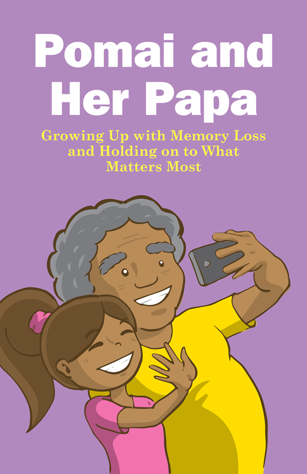 """Pomai And Her Papa"" Storybook Featured In Honolulu Civil Beat Article"