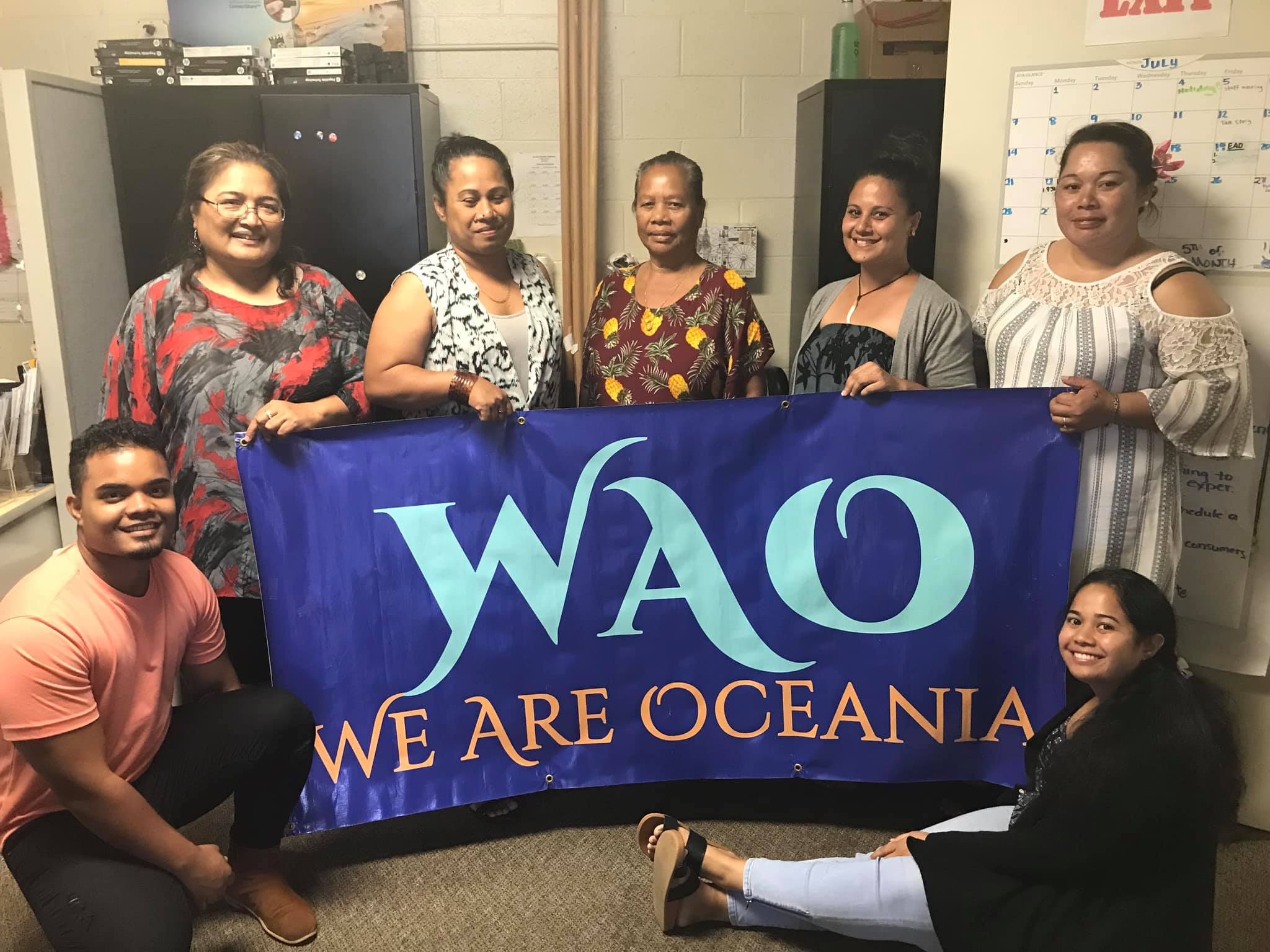 We Are Oceania