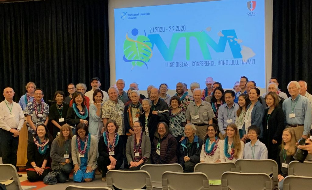 Photo of participants in NTM conference