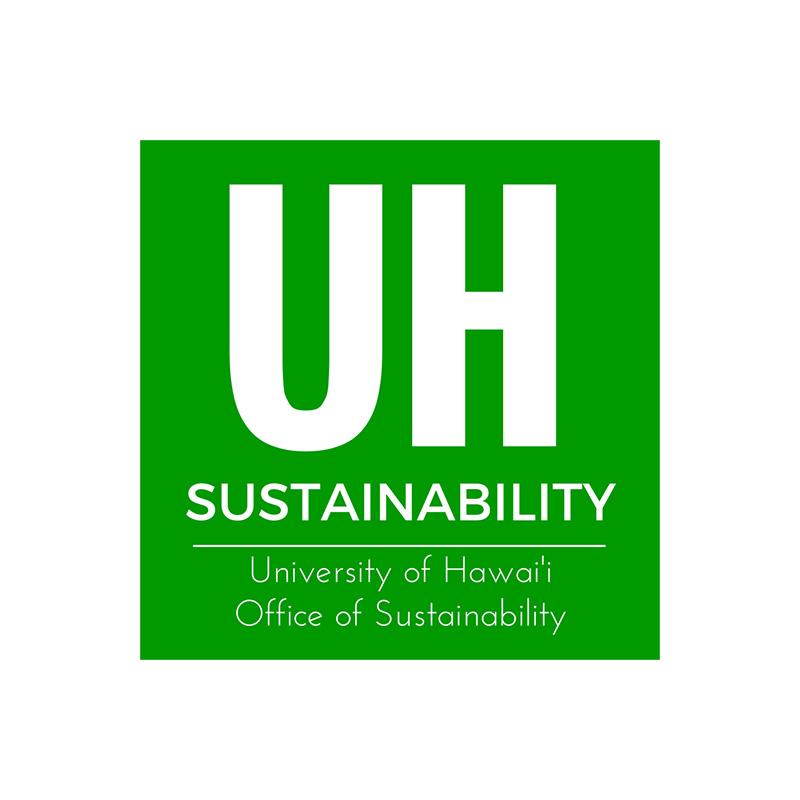 university of hawaii sustainability logo