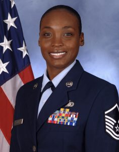 MSgt Shantel E. Phillips, SW Sub Region Superintendent