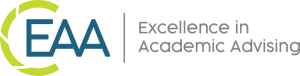 Excellence in Academic Advising Logo