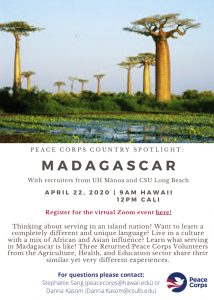 Country Spotlight-Madagascar