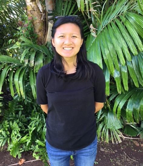 Program Coordinator Jessie Chen