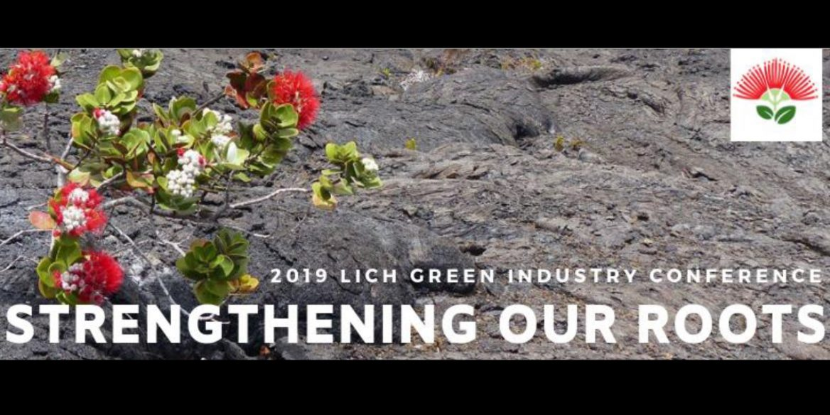 Landscape Industry Council of Hawaii Conference Logo