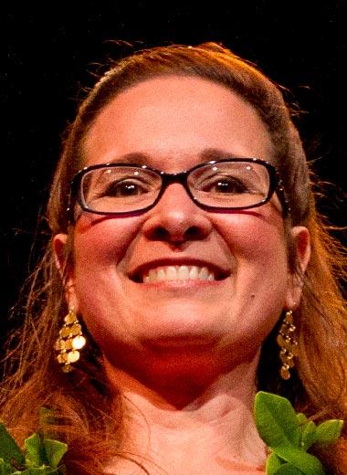 2016 award winner Tammy Hailiʻōpua Baker