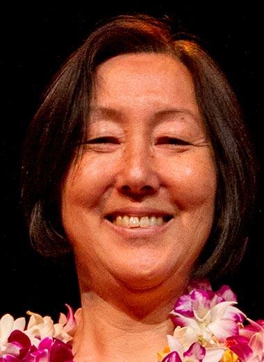 2016 award winner Karen Nora Umemoto