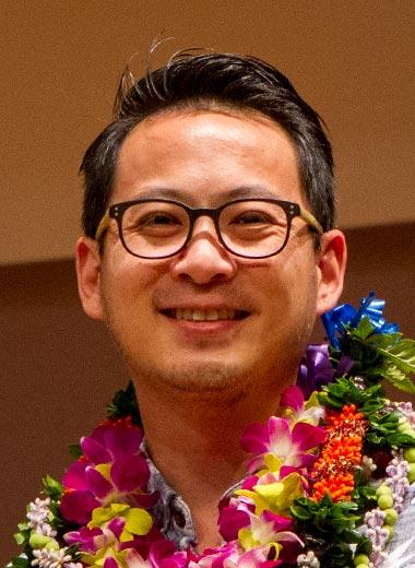 2017 award winner Glen M. Chew