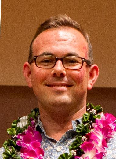 2017 award winner Daniel E. Harris-McCoy