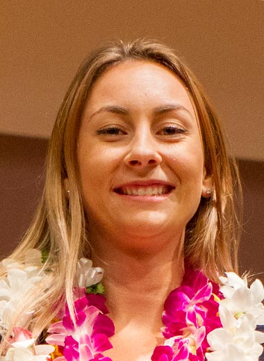 2017 award winner Melissa Henry