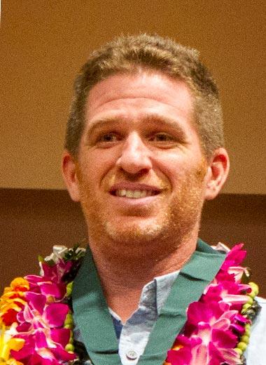 2017 award winner Scott C. Sinnett