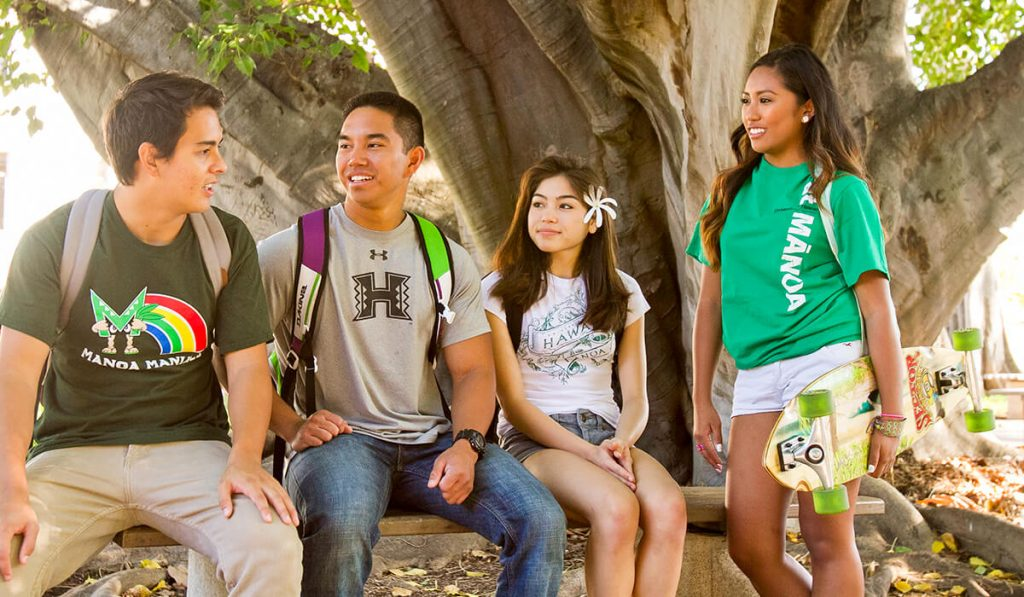 UH has one of the most ethnically-diverse student populations of any university
