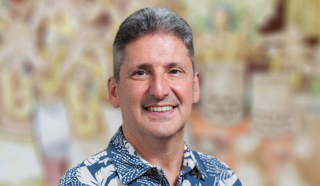 David Lassner, UH President and UH Mānoa Chancellor