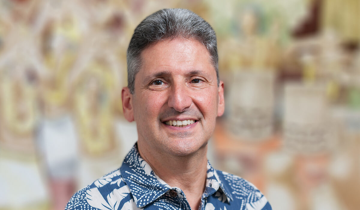 David Lassner, UH President and UH Mānoa Chancellor