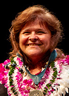 UH Board of Regents' Medal for Excellence in Teaching awardee Carolyn Constantin