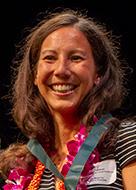Board of Regents' Medal for Excellence in Teaching awardee Kristin Paulker