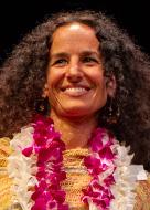 Peter V. Garrod Distinguished Graduate Mentoring Award awardee Tamara Ticktin