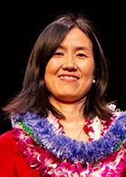Presidential citation for meritorious teaching award winner Jing Guo