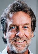 Regents' medal for excellence in teaching award winner Philip Johnson