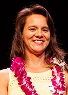 Frances Davis award for excellence in undergraduate teaching for a graduate assistant award winner Maureen Kearns