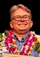 Presidential citation for meritorious teaching award winner Andrew H. Reilly