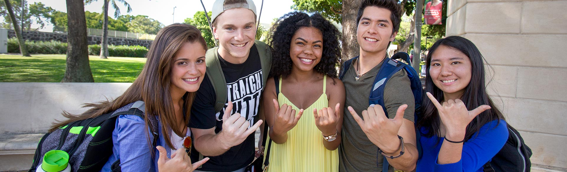 UH Mānoa has among the most diverse student student populations of any university