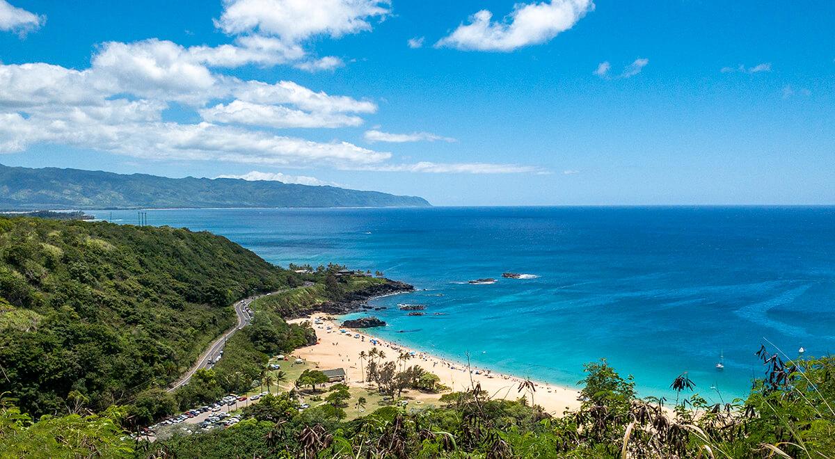 Oahu - Waiamea Bay