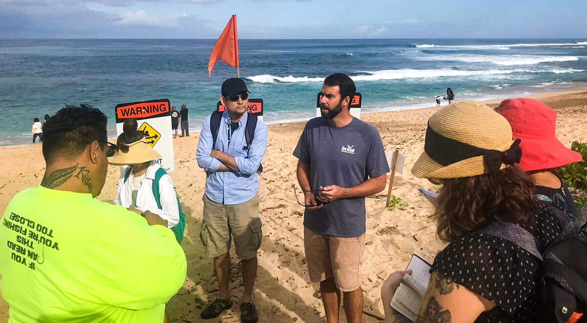 Seagrant programs promote better understanding, conservation, and use of coastal resources